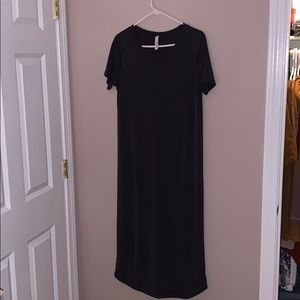 Jolie soft great midi dress